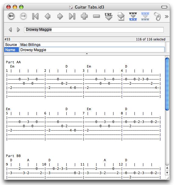 Guitar amazing grace guitar tabs : Guitar Tabs From FLATPICK-L Members